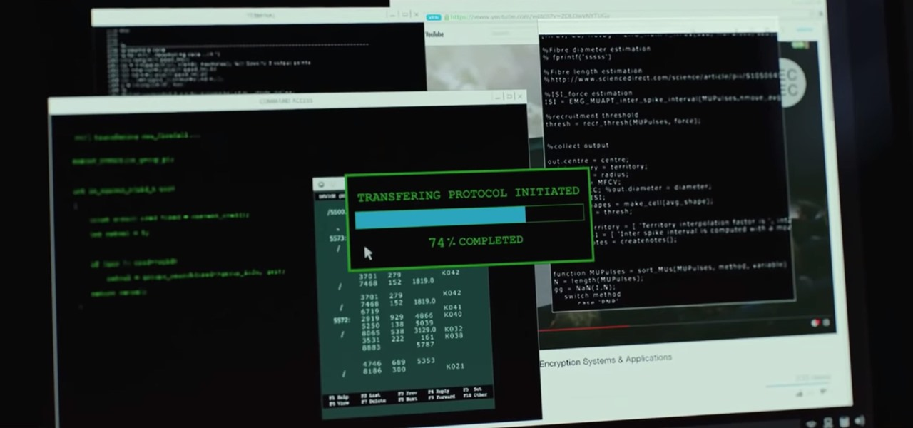 QnA VBage Analyzing the Hacks: The Girl in the Spider's Web Explained