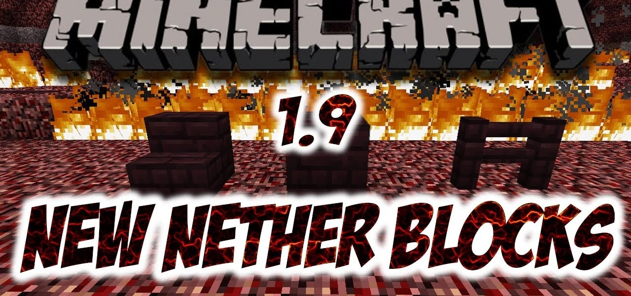 How to Craft nether stairs and nether fences in Minecraft ...
