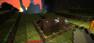 Quickly harvest chicken eggs in Minecraft