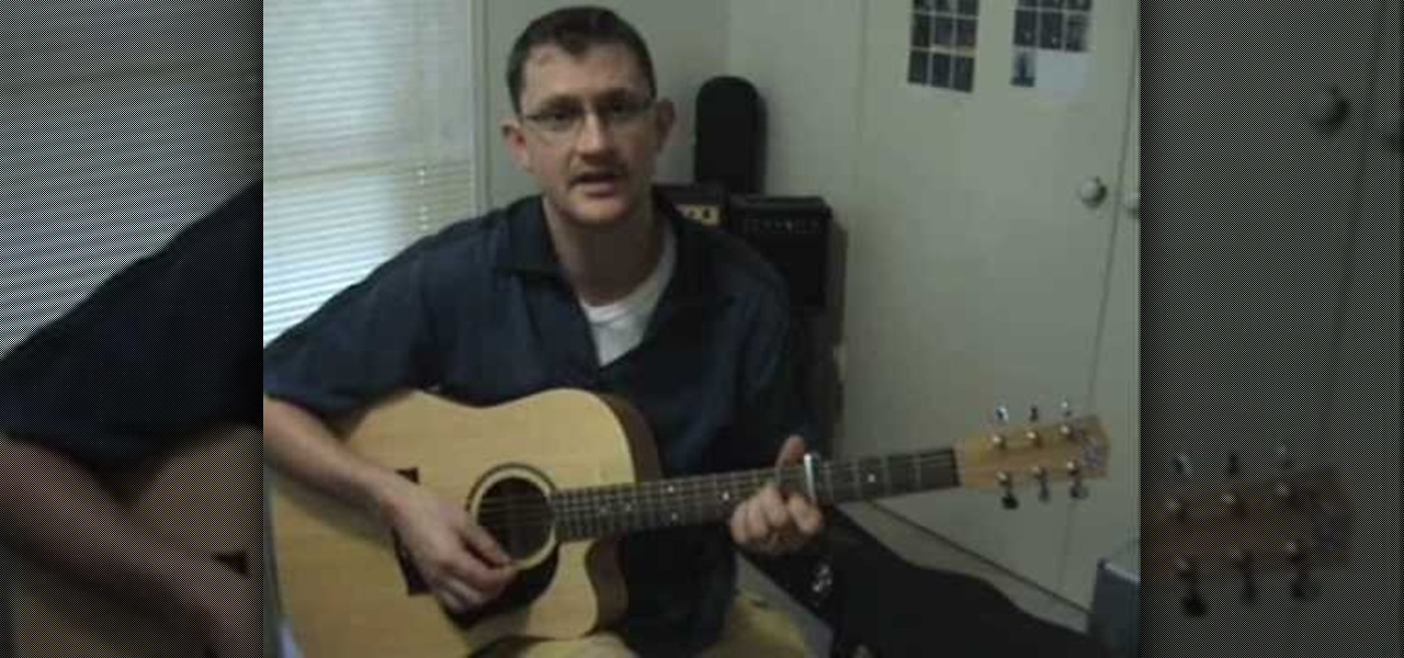 How To Play Save Tonight By Eagle Eye Cherry On Guitar Acoustic