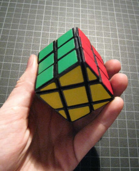 HowTo: Mutate Your Rubik's Cube