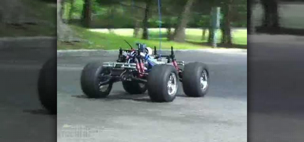 How To Break In A New Nitro Engine On An Rc Toy Car