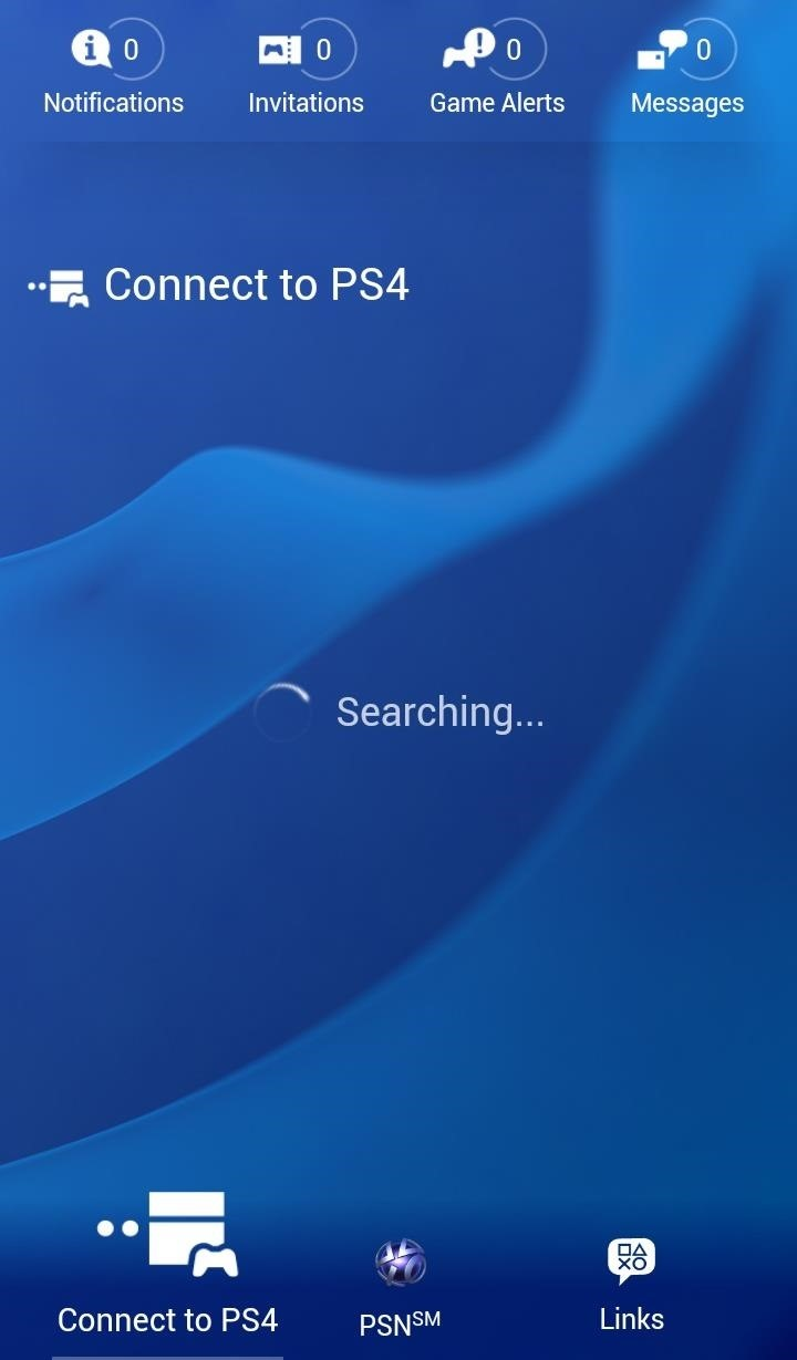 How to Use a Smartphone or Tablet as a PlayStation 4