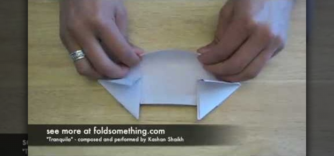How To Make An Origami Tank Step By Step