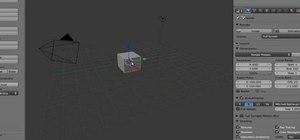 Create a 3D model of a tornado in Blender 2.5