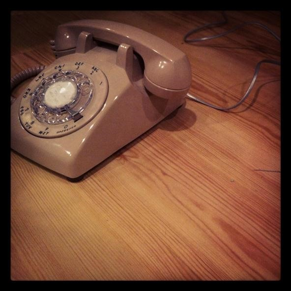 Nostalgic Photo Challenge- Oh Its that phone again...