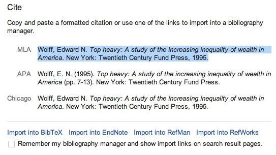 citing in internet paper research source