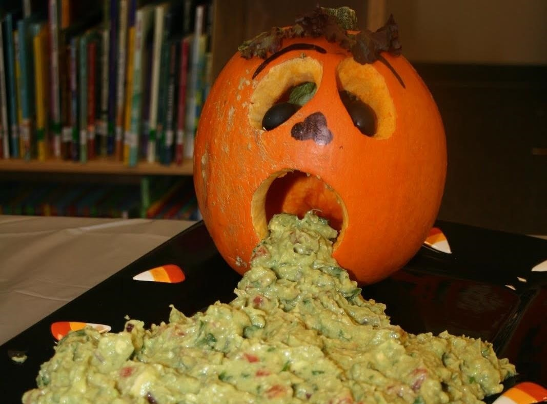 13 Deeply Disgusting Dishes, Drinks & Desserts for Halloween