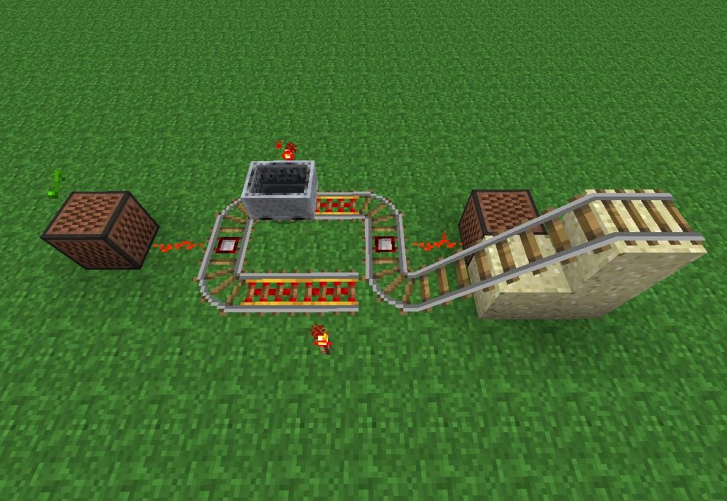 An Exhaustive Guide to Using Minecarts in Minecraft