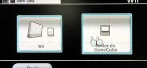 Get the weather report and surf the Internet on a Nintendo Wii