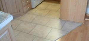 How About Laminate Tile That Resembles Ceramic Tile 171 Diy