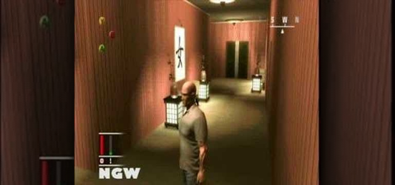 How To Beat You Better Watch Out On Hitman Blood Money Xbox 360 Wonderhowto