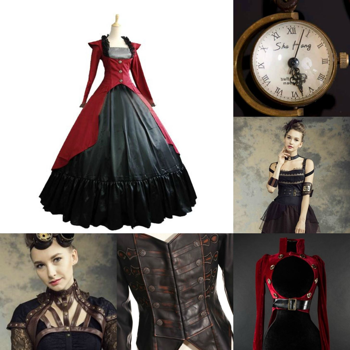 Steampunk Clothing Designs   The 26 Best Online Stores For Steampunk Christmas Shopping