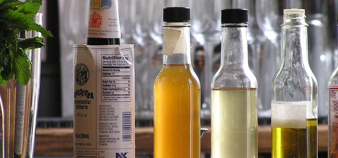 You Should Be Using Bitters in More Than Just Cocktails