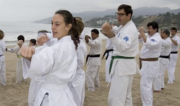 "Culver City Seido's Approach to ""Self-Defense"""
