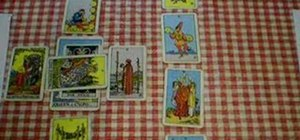 Do an over the phone tarot card reading w/Peter John