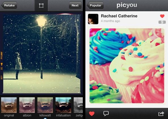 PicYou Releases Photo Sharing App for iPhone, But Does It Beat Instagram?