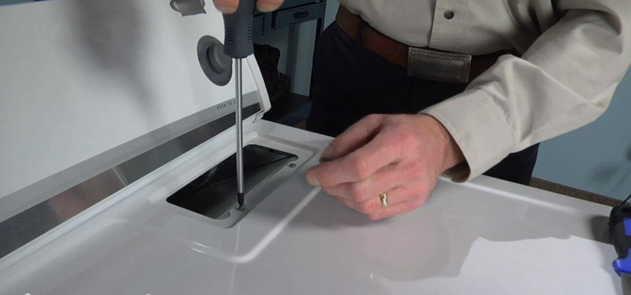 Replace Your Dryer's Belt