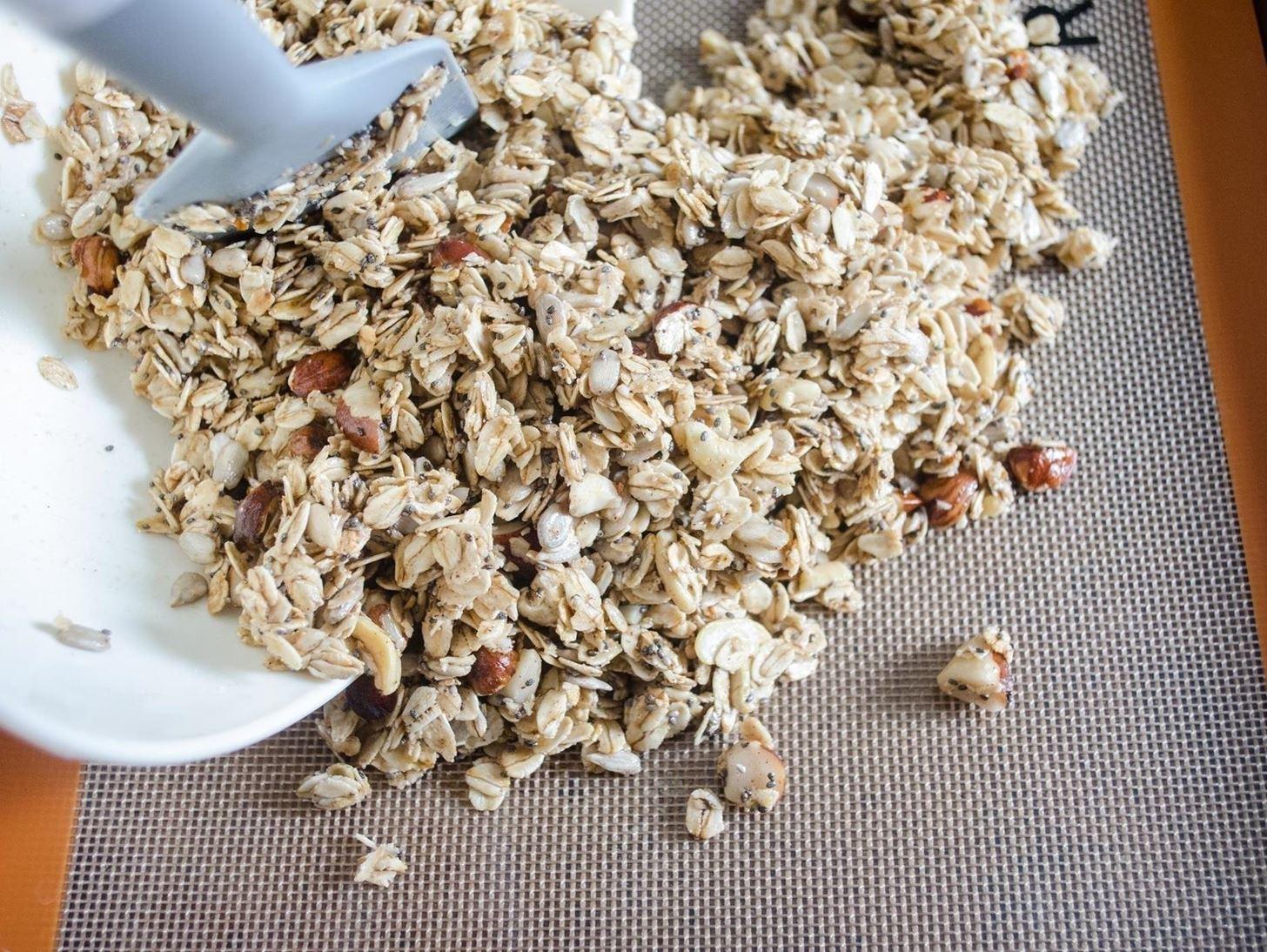 You Don't Need a Recipe to Make Delicious Granola