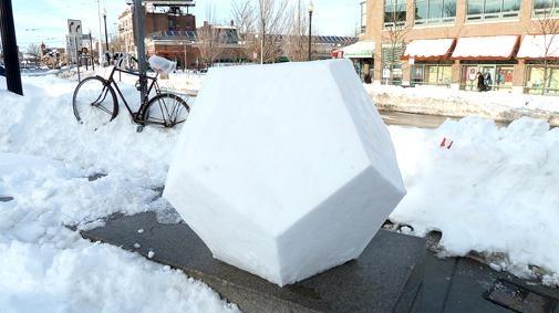 Snowdecahedron