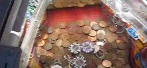 Beat an arcade penny slot machine