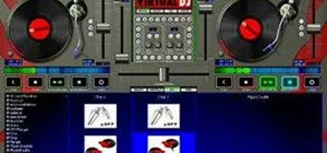 How to Use Virtual DJ with a laptop, DJ|iO & a mixer
