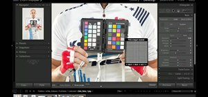 Correct white balance problems in Adobe Lightroom 3