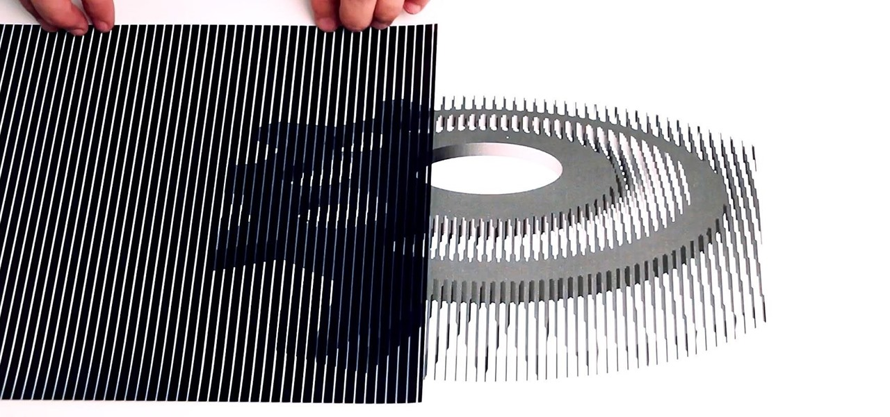 Use These Printable Templates to Make Your Own Moving Optical Illusions