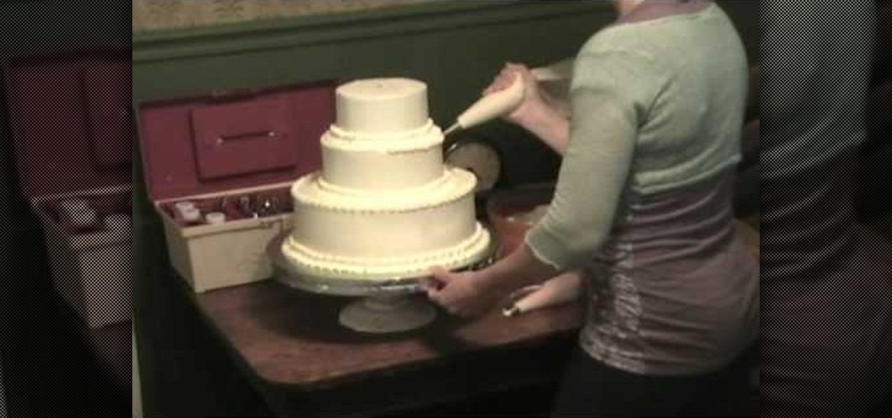 how to make a simple wedding cake how to stack a simple wedding cake 171 cake decorating 15844