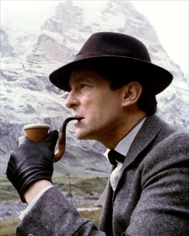 which actor is the best sherlock holmes steampunk r d jeremy brett