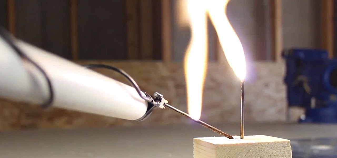 Make an Electric Firebolt