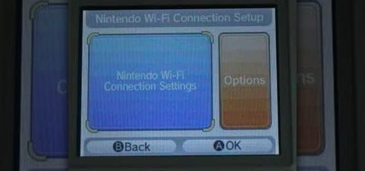 How to Connect the nintendo DS to wireless Internet � Nintendo DS