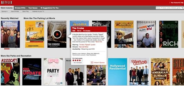 "How to Restore Netflix's Former ""Watch Instantly"" Web Layout"