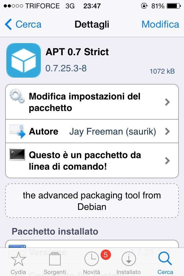 iDevice Jailbroken = Your New PenTesting Tool.