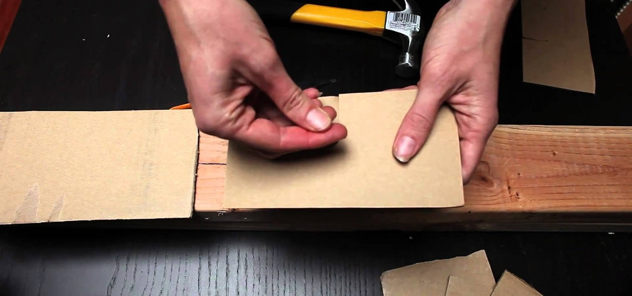 How to Hammer a Nail Safely