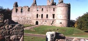 Balvenie Castle Exterior Shot