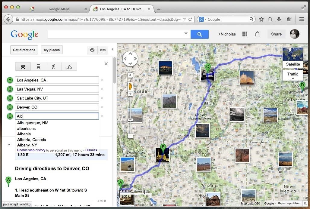 How to Revert Back to the Classic Google Maps Version for Desktop