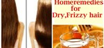 DIY Honey Rinse for Dry, Frizzy, Damaged Hair