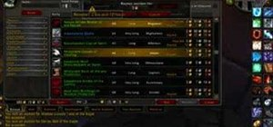 Make 1000 gold a day in World of Warcraft