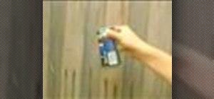 Magically refill a soda can