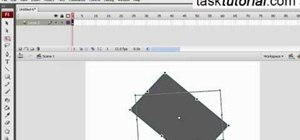 Change the pivot point position in Flash