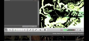 Change the color of your video manually using iMovie