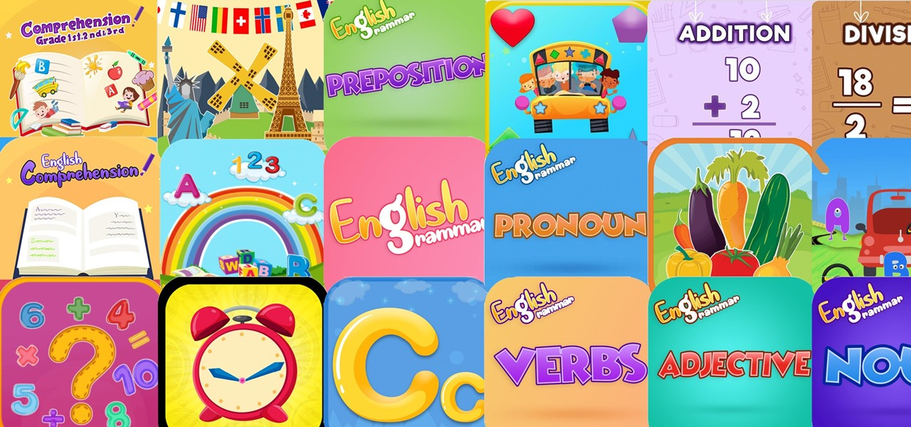 Get 50+ Educational Apps for Your Kids for Just $20