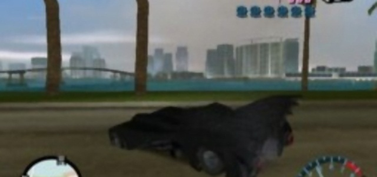 How to Mod Cars in Grand Theft Auto 3 Vice City (GTA3:VC