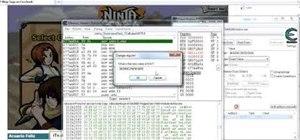 Hack Ninja Saga EXP (11/07/09)