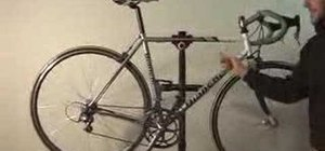 Understand the parts of a road bike