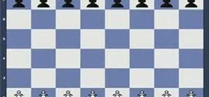 Strengthen the weak chess squares f7 and f2