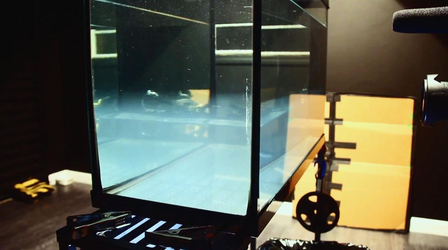 How to Turn an Old Aquarium into a Cloud Tank & Create Creepy Alien Atmosphere Effects