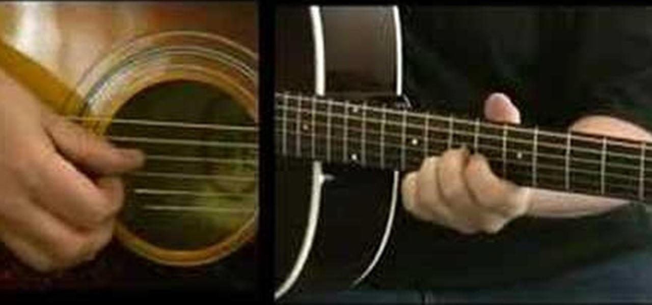 How to Play John Hurt's