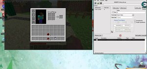 Hack Minecraft so you can duplicate items in your inventory